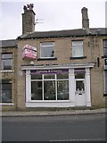 SE1527 : Cuticles & Cream - Huddersfield Road by Betty Longbottom