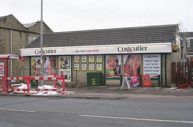 Costcutter Supermarket - Huddersfield Road