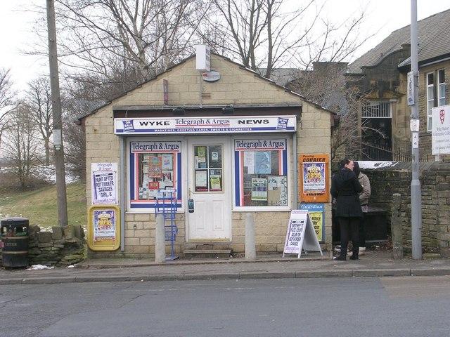 Wyke News - Huddersfield Road