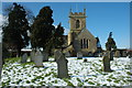 SP1039 : Willersey Church by Philip Halling