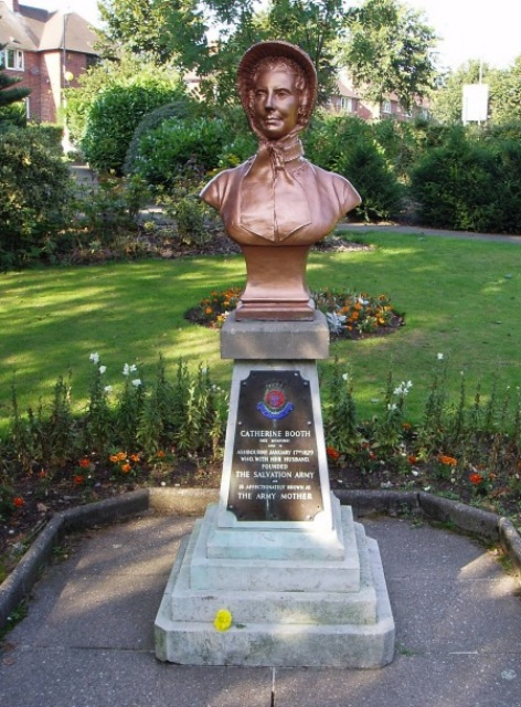 Catherine Booth memorial