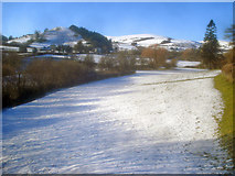 SO2354 : Gladestry Brook valley by Trevor Rickard