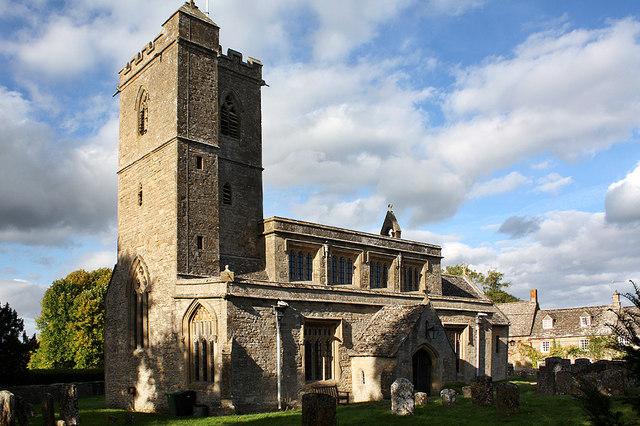Bledington St Leonard's Church