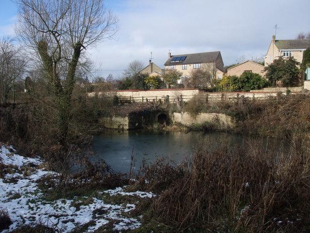 Barrowden Mill Pond