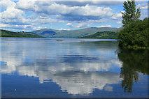 NN5833 : Loch Tay by Carole Bettison