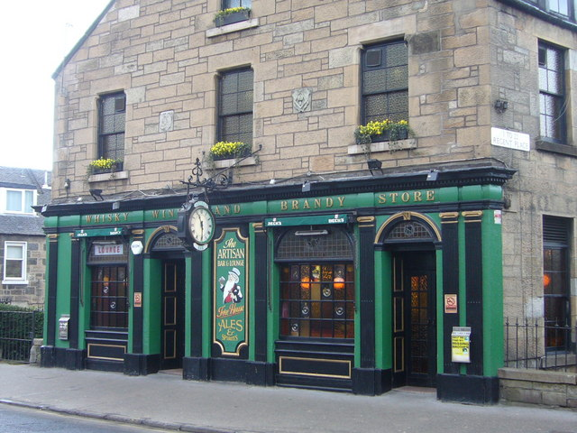 Artisan Bar, London Road