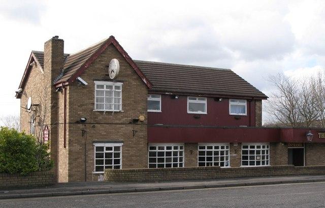 The Vallum, Moorcroft Road