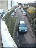 NT2774 : Car in Clockmill Lane by kim traynor