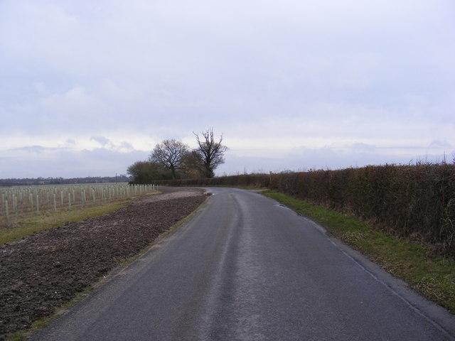 Barell's Hill, Huntingfield