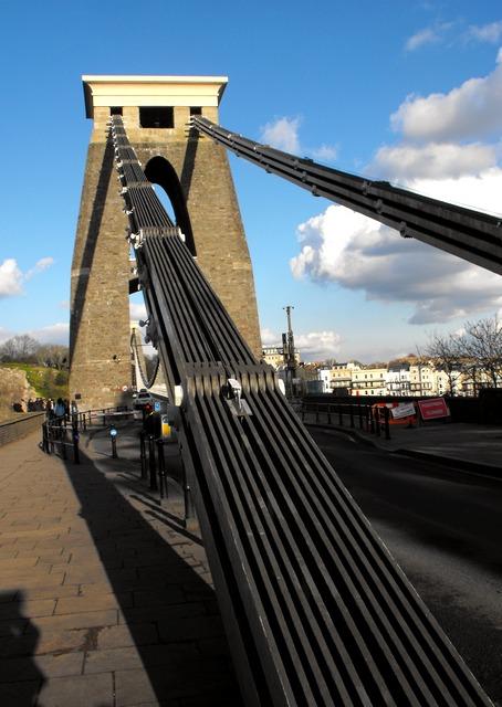 Chains Of The Clifton Suspension Bridge 169 Peter Thwaite