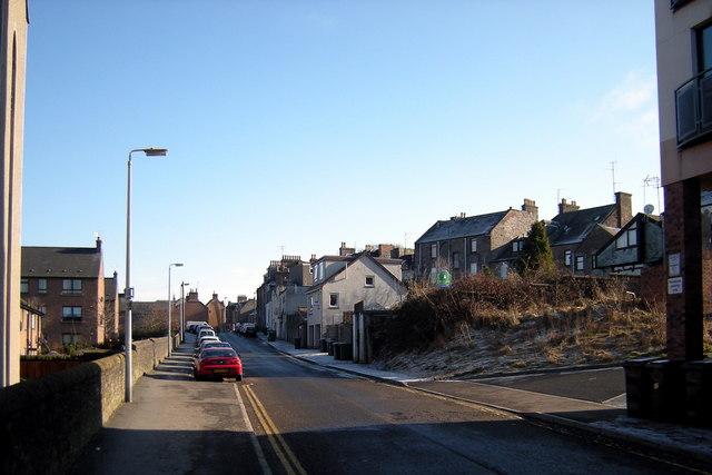 Queen Street, Forfar