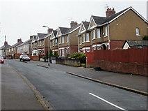 ST3288 : Norfolk Road, St Julians, Newport by Jaggery