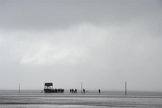 Holy Island: Pilgrim's Way Refuge