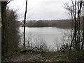 SJ7965 : Brereton Heath lake by Jonathan Kington