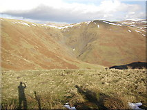 NT0612 : The Devil's Beef Tub from A701 viewpoint by Peter Bond