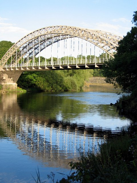 Points Bridge at Hagg Bank