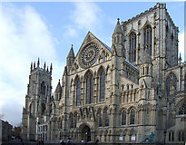 SE6052 : York Minster by Keith Laverack