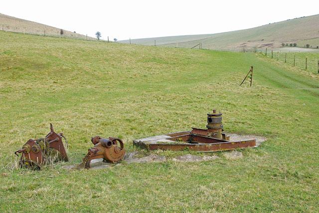 Old well - Falmer Bottom