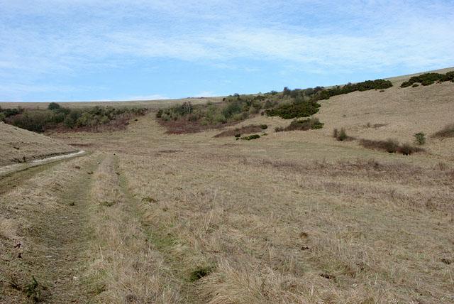 Castle Hill National Nature Reserve