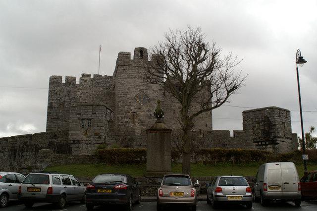 The castle, Castletown