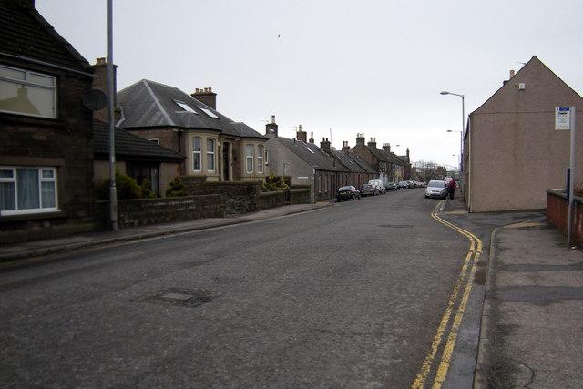 North Street, Forfar