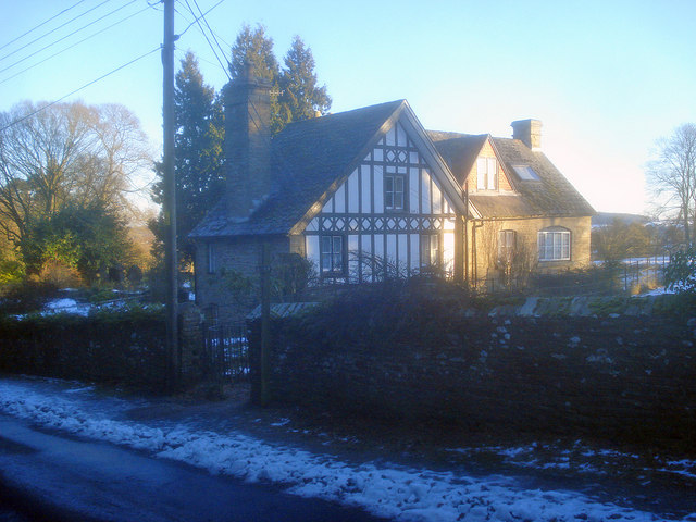 House on Ridgebourne Road
