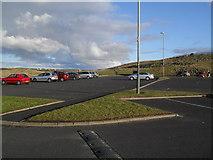C9242 : Car Park at Beach Road, Portballintrae by Dean Molyneaux