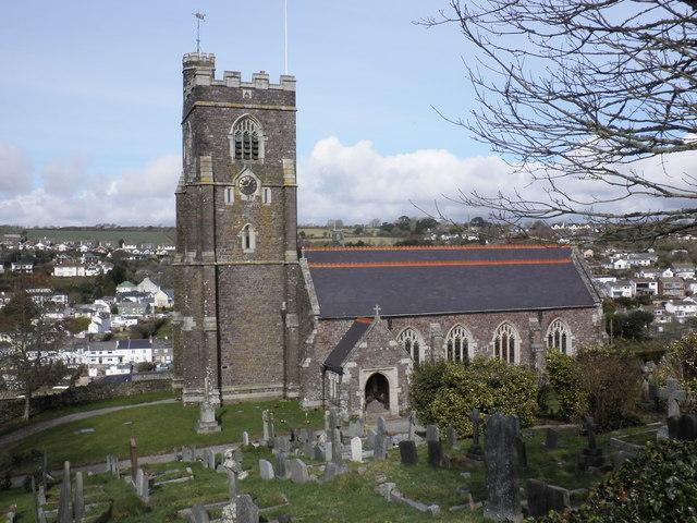 St Peter's Church, Noss Mayo