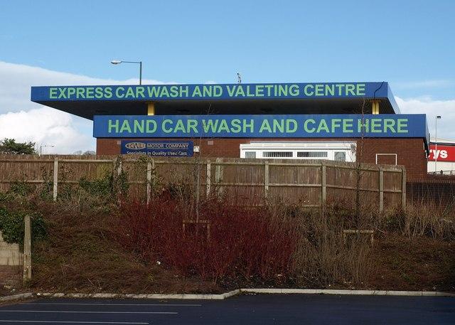 Car Wash Signs Torquay C Derek Harper Cc By Sa 2 0 Geograph