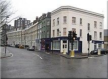 TQ2785 : Hampstead: B518 Fleet Road by Nigel Cox