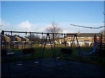 TQ7668 : Great Lines Playground by David Anstiss