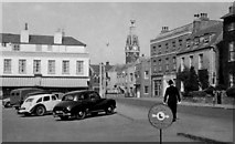 TL4196 : March, town centre by Ben Brooksbank