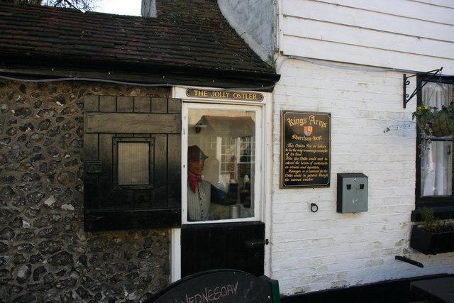 The Jolly Ostler, Kings Arms, Shoreham