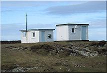 SH1325 : Coastguard lookouts on Mynydd Mawr by Dave Croker