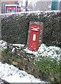 SE4684 : Felixkirk postbox,  ref YO7 36 by Alan Murray-Rust