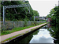SP0484 : Worcester and Birmingham Canal near Edgbaston, Birmingham by Roger  Kidd