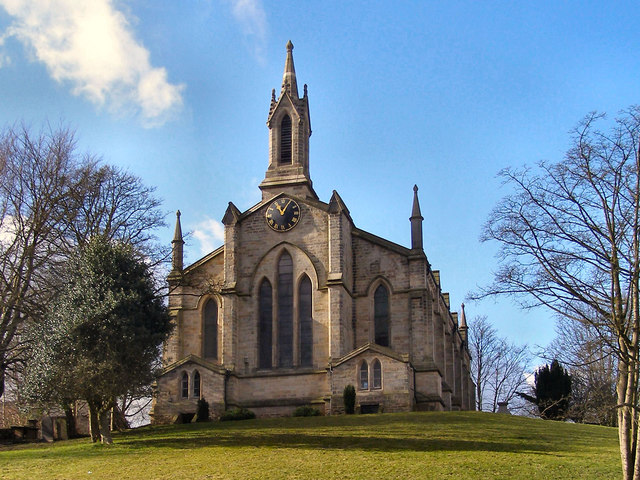 St Clement's Church, Spotland Road