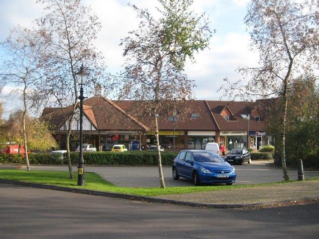 Forum carpark - Yeovil