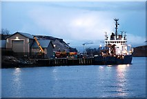 NM8529 : The Oban base of the Northern Lighthouse Board by Patrick Mackie
