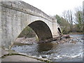 NZ1430 : Witton Bridge by Philip Barker