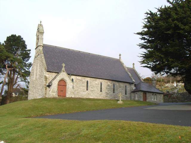St Patrick's Church, Curtlestown, Co. Wicklow