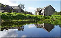 SH6129 : Dinas farm by Einir Pritchard