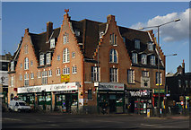TQ3287 : Former Manor House public house by Julian Osley