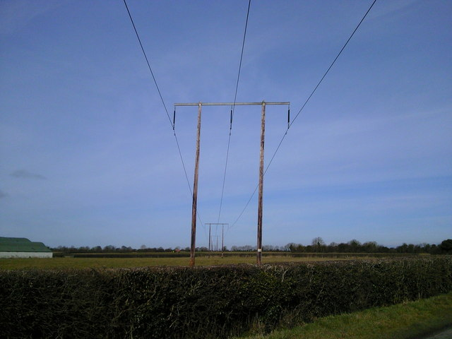 Pylons, Co Meath