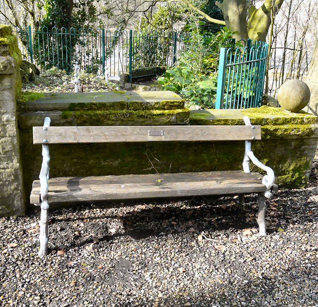 Godley Hill Bench