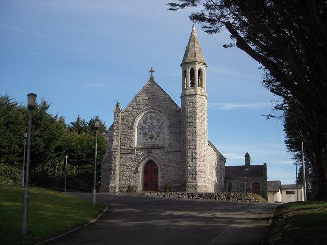 Kilbride Church, Co Meath.
