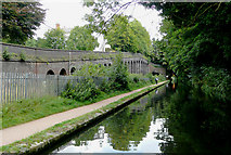 SP0585 : Worcester and Birmingham Canal approaching Edgbaston Tunnels by Roger  Kidd