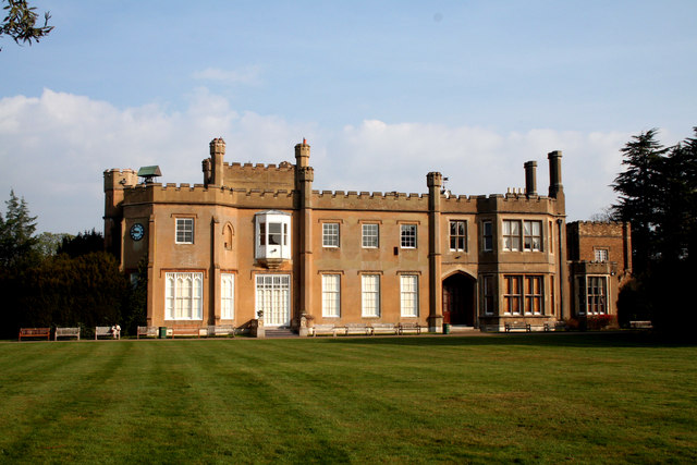 Cheam, Surrey:  The Mansion House, Nonsuch Park
