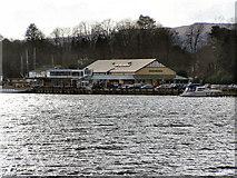 SD3787 : Lakeside by David Dixon