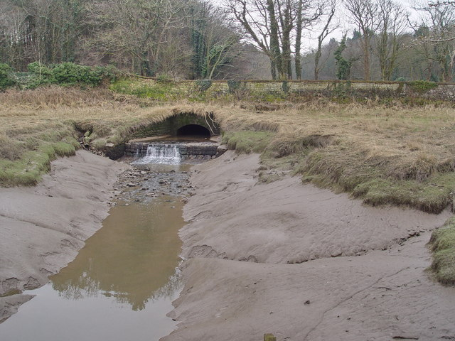 Outlet and Weir